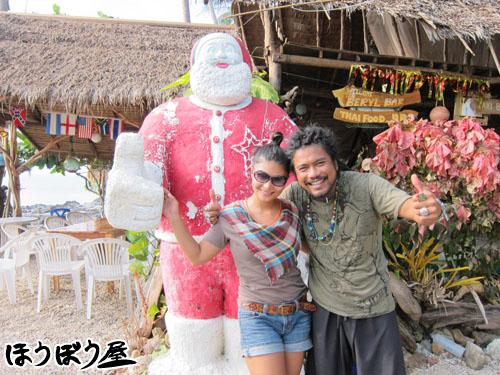 サムイ島シークレットビーチのレストラン2