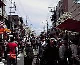 覚王山日泰寺参道