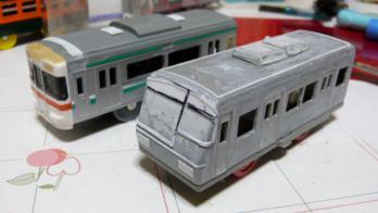 プラレール名鉄5700系、373系