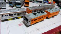 プラレール119系、211系5000番台