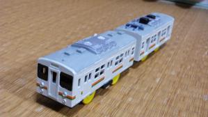 プラレール119系