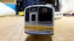 プラレール名古屋市営地下鉄5050形