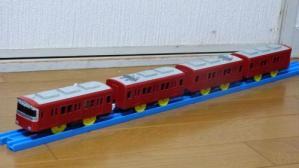 プラレール 名鉄6500系