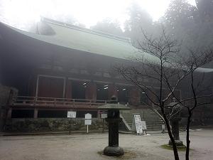 ブログ西塔釈迦堂