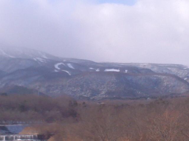 現在の烏帽子スキー場