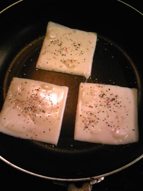 1カリカリチーズ