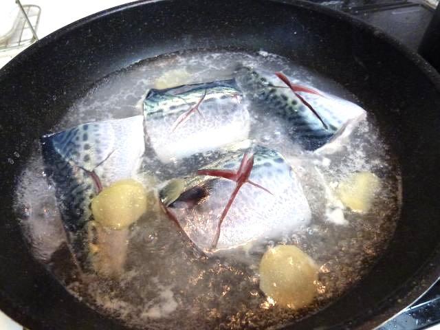 鯖塩餡手順2
