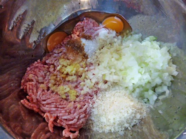 肉団子手順1