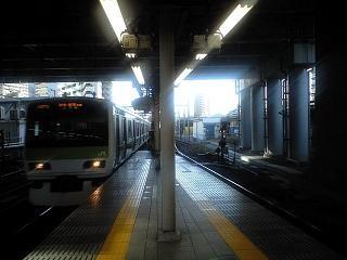 大崎駅(ホーム)