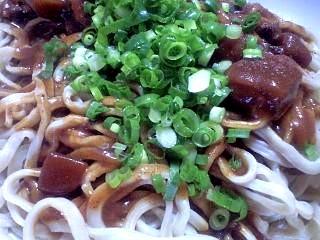 常備麺(カレーラーメン)