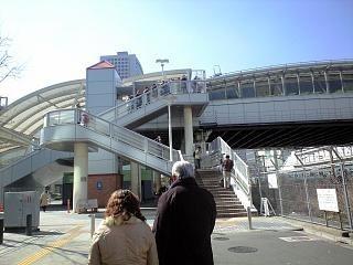 田町駅の撮り鉄