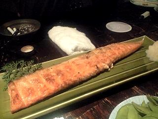 六蔵(焼き魚)