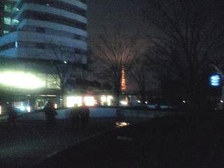 ヒルズ(夜景1)