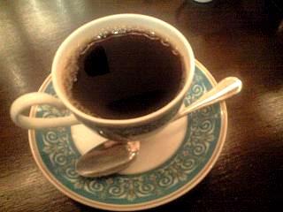 喫茶店(ブレンド)