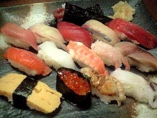 ひな寿司(1.5人前)