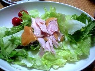 スモークチキン(サラダ)