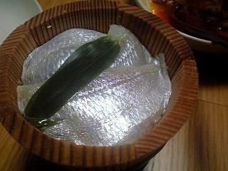 小鯛笹漬(中身)