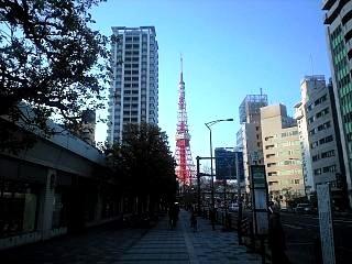 三田風景(その1)