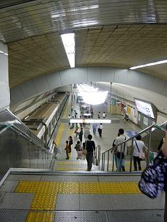 梅田駅(その1)