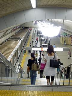 梅田駅(その2)