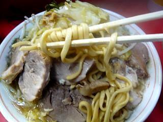 ラーメン二郎三田本店(小豚ヲタ撮り2)