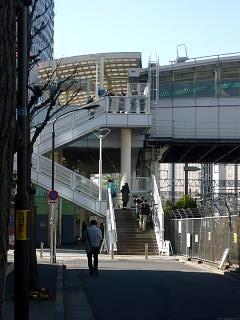 田町駅(撮り鉄達)