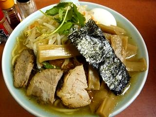 中本(盛り合わせ味噌)