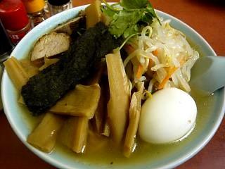 中本(盛り合わせ味噌2)