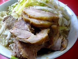 ラーメン二郎三田本店(豚UP)