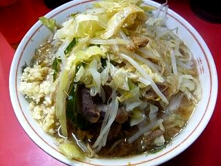 ラーメン二郎三田本店(小豚上)