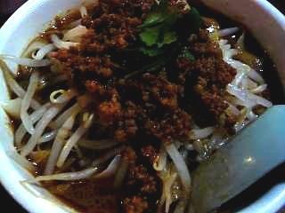郷味屋(坦々麺)