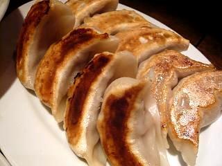 江南春(焼き餃子)
