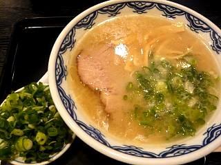赤のれん(ラーメン1)