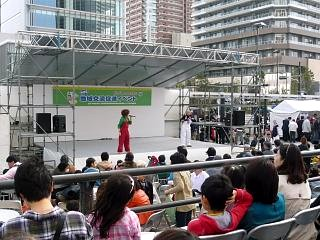 武蔵小杉新駅(駅前イベント1)
