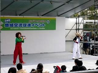 武蔵小杉新駅(駅前イベント2)