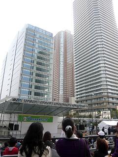 武蔵小杉新駅(駅前風景)