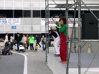 武蔵小杉新駅(駅前イベント5)
