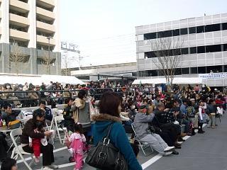 武蔵小杉新駅(駅前イベント7)