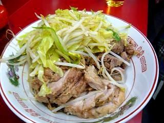 ラーメン二郎湘南藤沢支店(豚ツマミ)