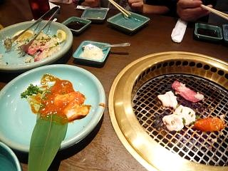 焼肉福寿(ロースター)