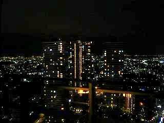 ゲストルーム(夜景その1)