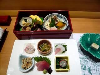 たん熊北店東京大丸店(お食事)