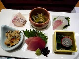 たん熊北店東京大丸店(お料理その2)