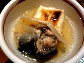たん熊北店東京大丸店(すっぽん食すその1)
