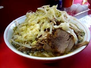 ラーメン二郎三田本店(小豚横その2)