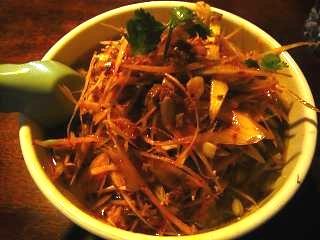 刀削麺 郷味屋(坦々麺)