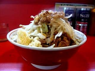 ラーメン二郎府中店(小豚その2)