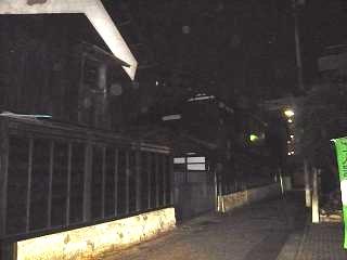 府中の夜景(その1)