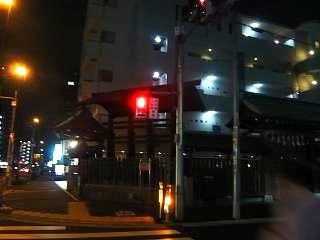 府中の夜景(その2)
