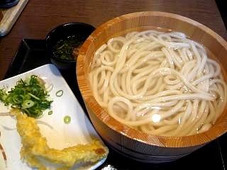 丸亀製麺(釜揚げ大)